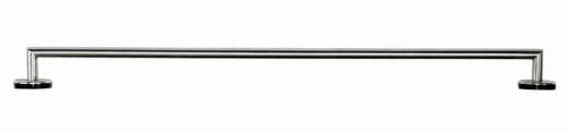 Handtuchhalter - Edelstahl, magnetisch - 60,0cm lang