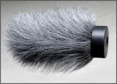 Faserlänge: 8cm, grau [Beispielfoto]